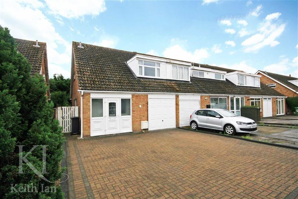 3 Bedrooms End Of Terrace House for sale in Windmill Lane, Cheshunt