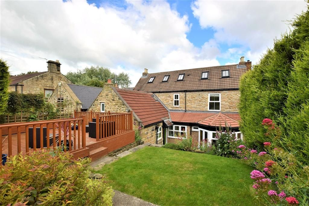 5 Bedrooms Terraced House for sale in Whickham
