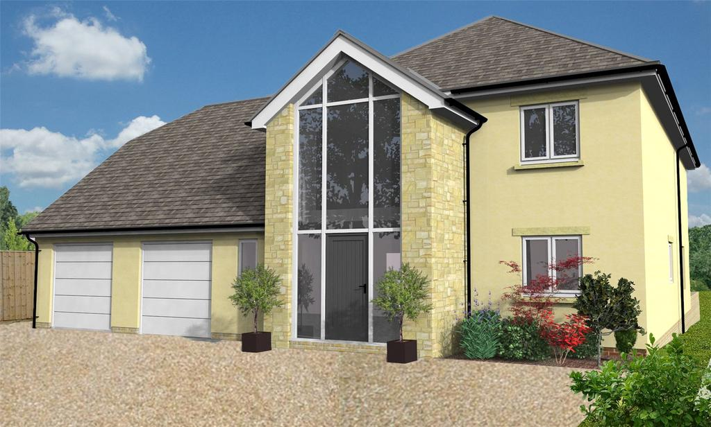 4 Bedrooms Detached House for sale in Sheeplands Lane, Sherborne, Dorset