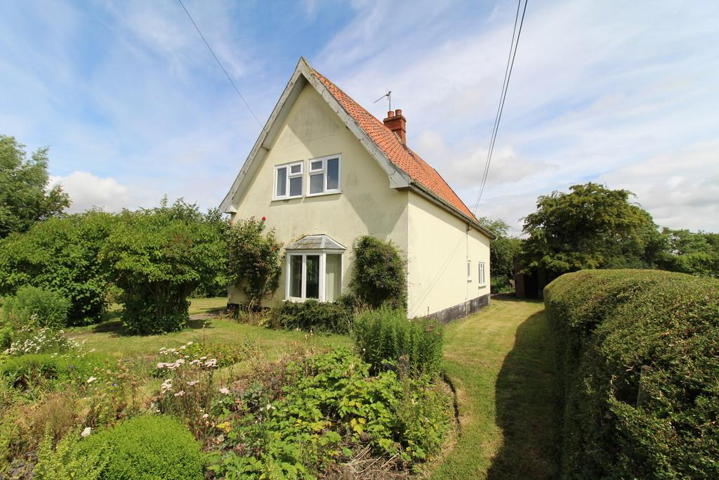 3 Bedrooms Cottage House for sale in Dennington, Nr Framlingham, Suffolk