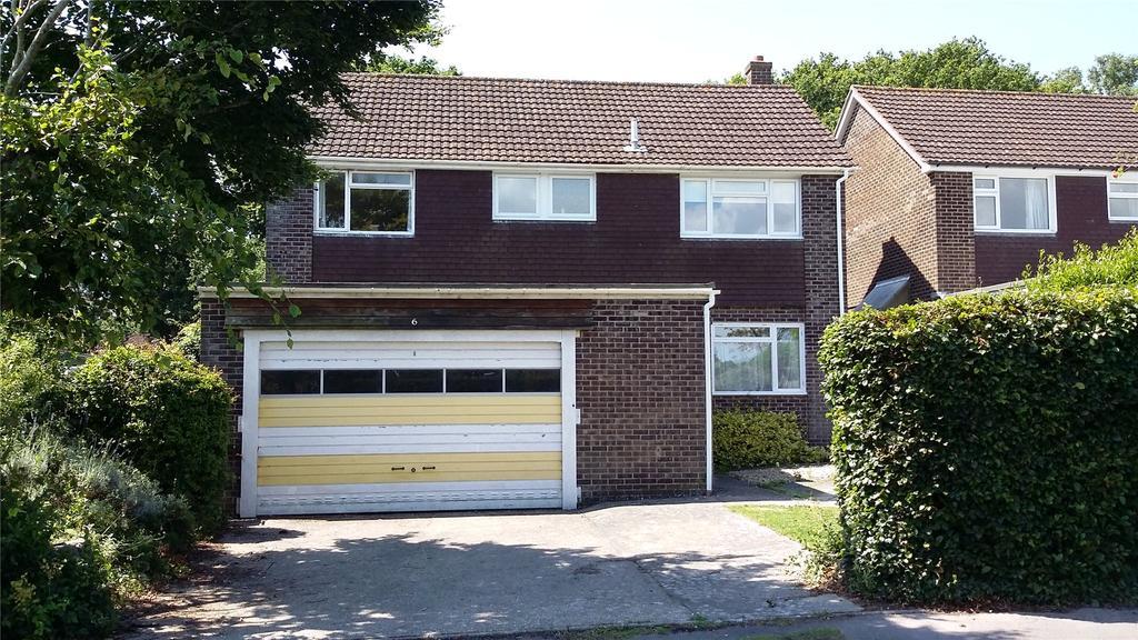 4 Bedrooms Detached House for sale in Ridge, Wareham, Dorset