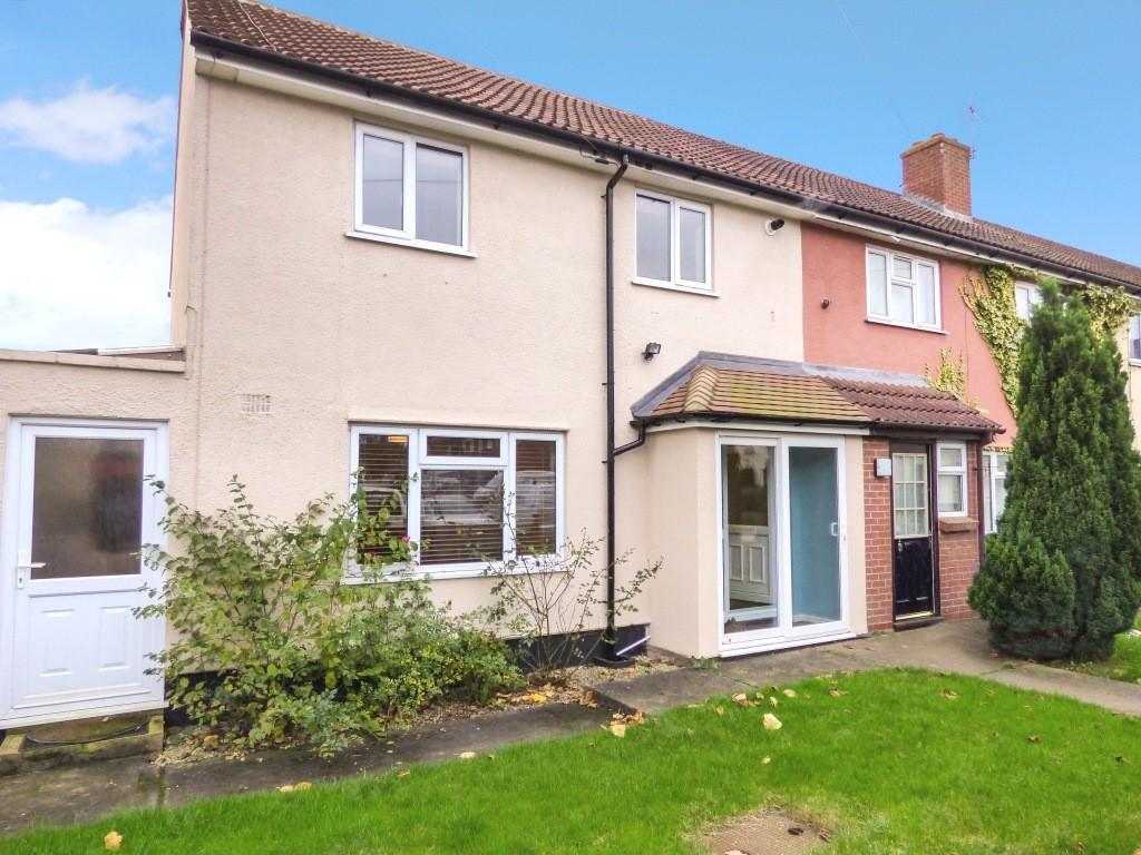 3 Bedrooms Semi Detached House for sale in Moore Road, Ipswich