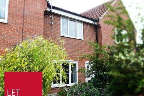1 bedroom terraced house to rent - Derek Vivian Close, Pocklington