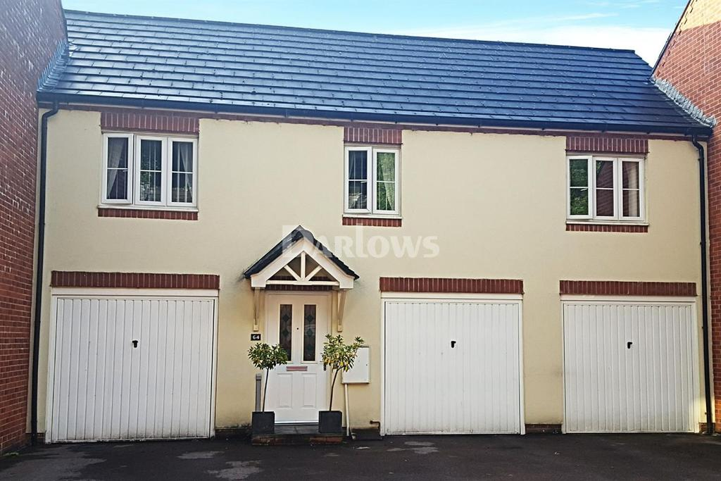 2 Bedrooms Terraced House for sale in Bluebell View, Llanbradach