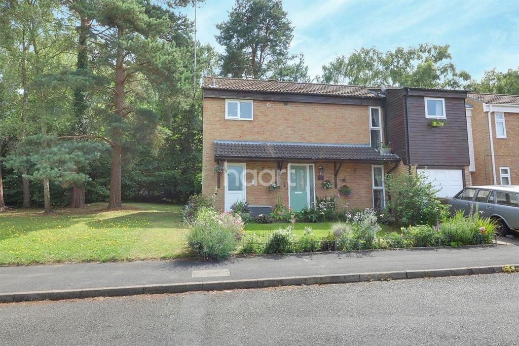 5 Bedrooms Semi Detached House for sale in Jameston, Bracknell
