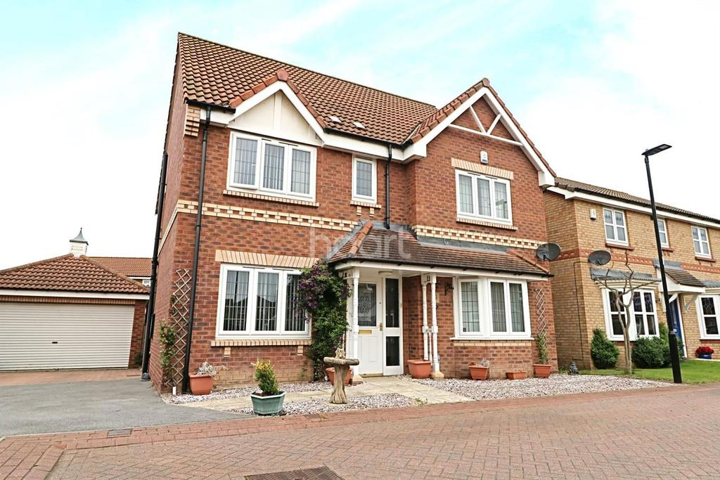 6 Bedrooms Detached House for sale in Twigg Crescent, Armthorpe
