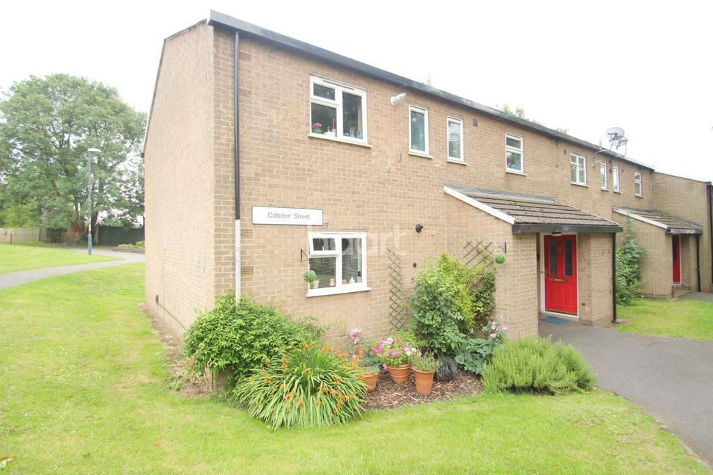 2 Bedrooms Flat for sale in Cobden Street, Derby