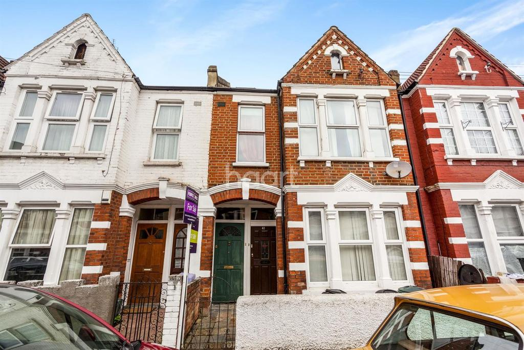 4 Bedrooms Maisonette Flat for sale in Tynemouth Road, Mitcham, CR4