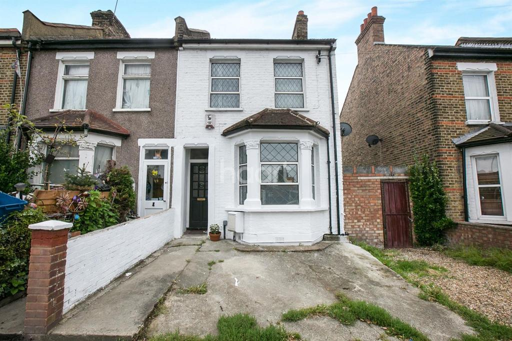 2 Bedrooms Maisonette Flat for sale in Northwood Road, Thornton Heath, CR7