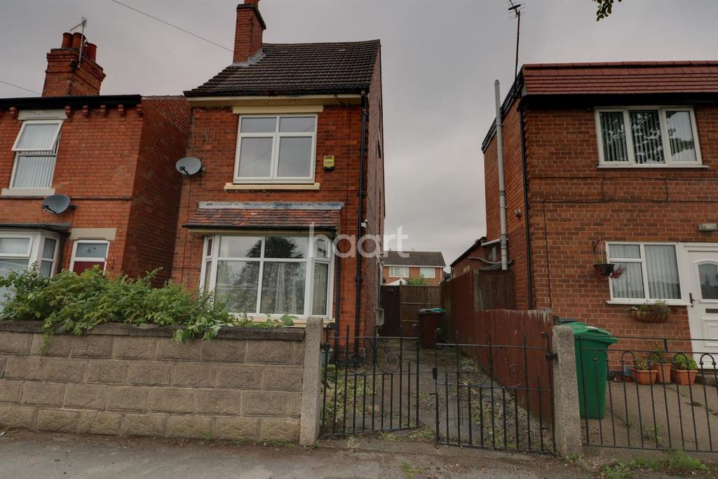 3 Bedrooms Detached House for sale in Piccadilly, Bulwell