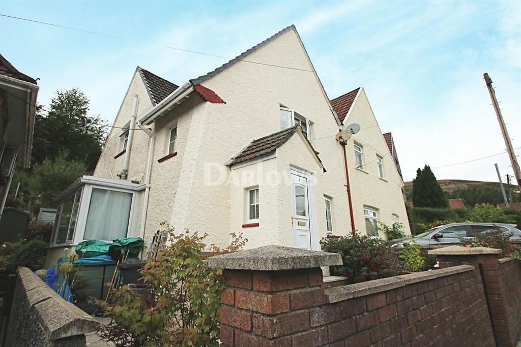 3 Bedrooms Semi Detached House for sale in Belle Vue, Garden City, Ebbw Vale, Blaenau Gwent