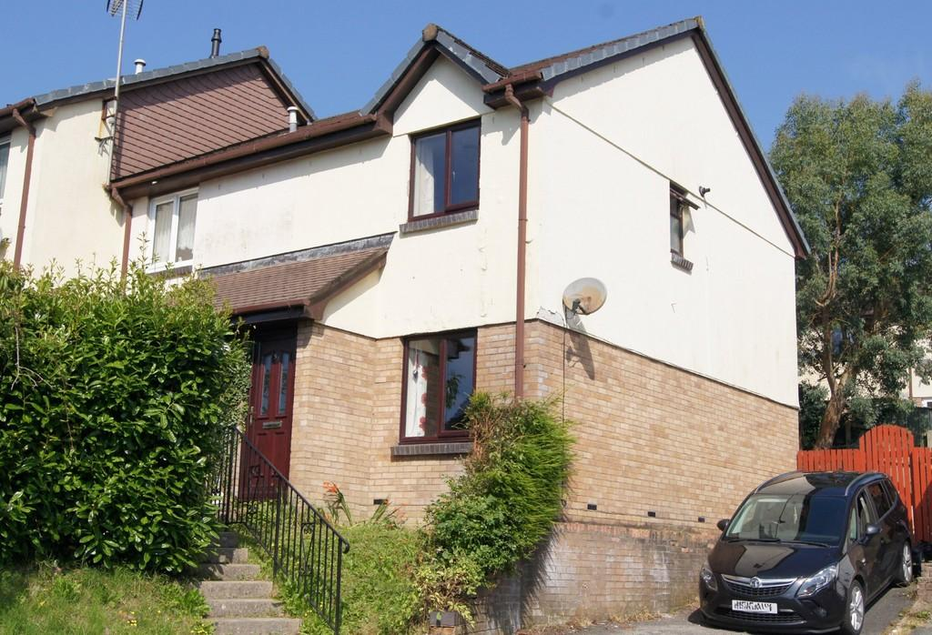 2 Bedrooms End Of Terrace House for sale in Tavistock