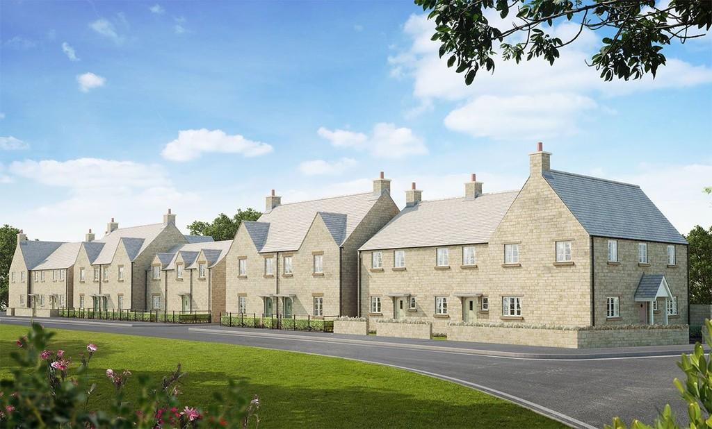 3 Bedrooms Terraced House for sale in Tetbury