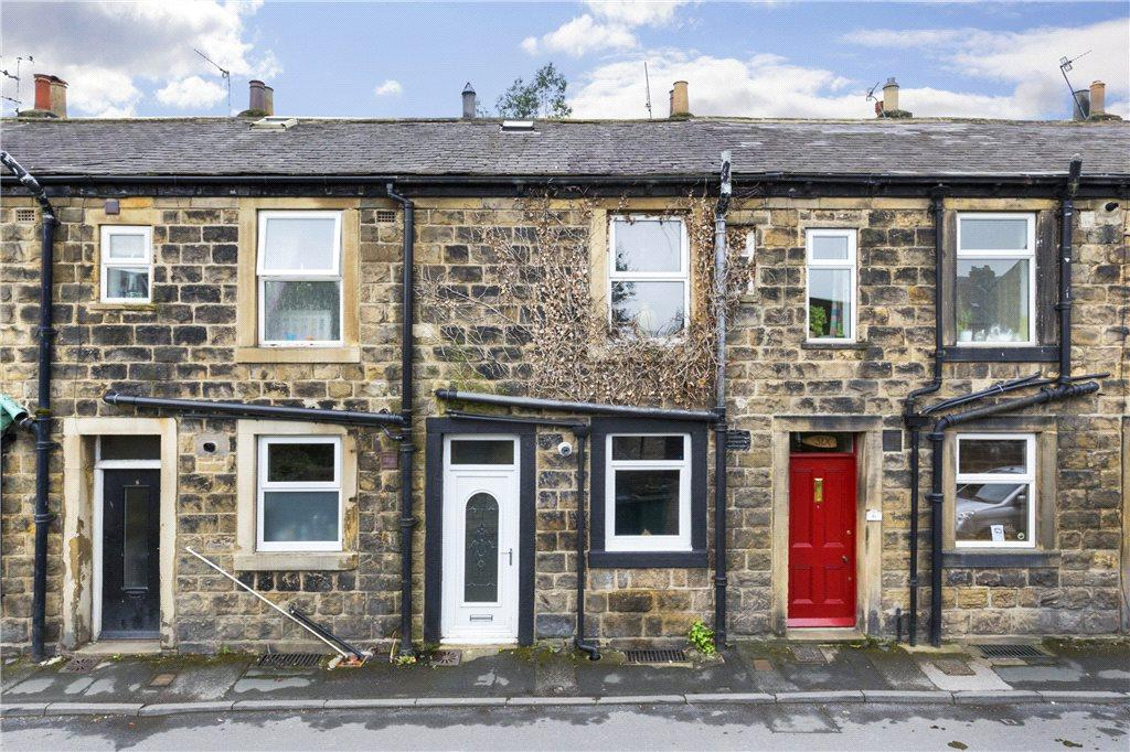 Yorkshire Terrace: South View Terrace, Otley, West Yorkshire 1 Bed Character