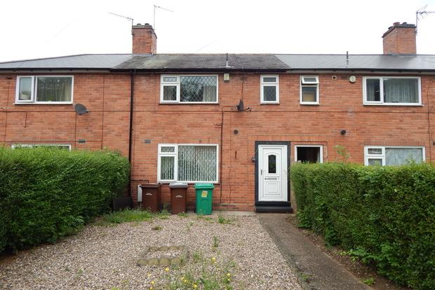 3 Bedrooms Terraced House for sale in Eltham Drive, Nottingham, NG8