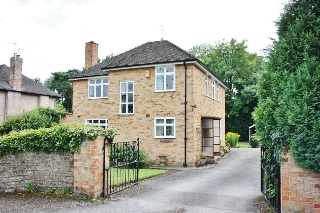 4 Bedrooms Detached House for sale in Borrage Lane, Ripon