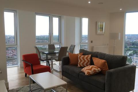 2 bedroom apartment to rent - Sky View Tower 24th Floor E15