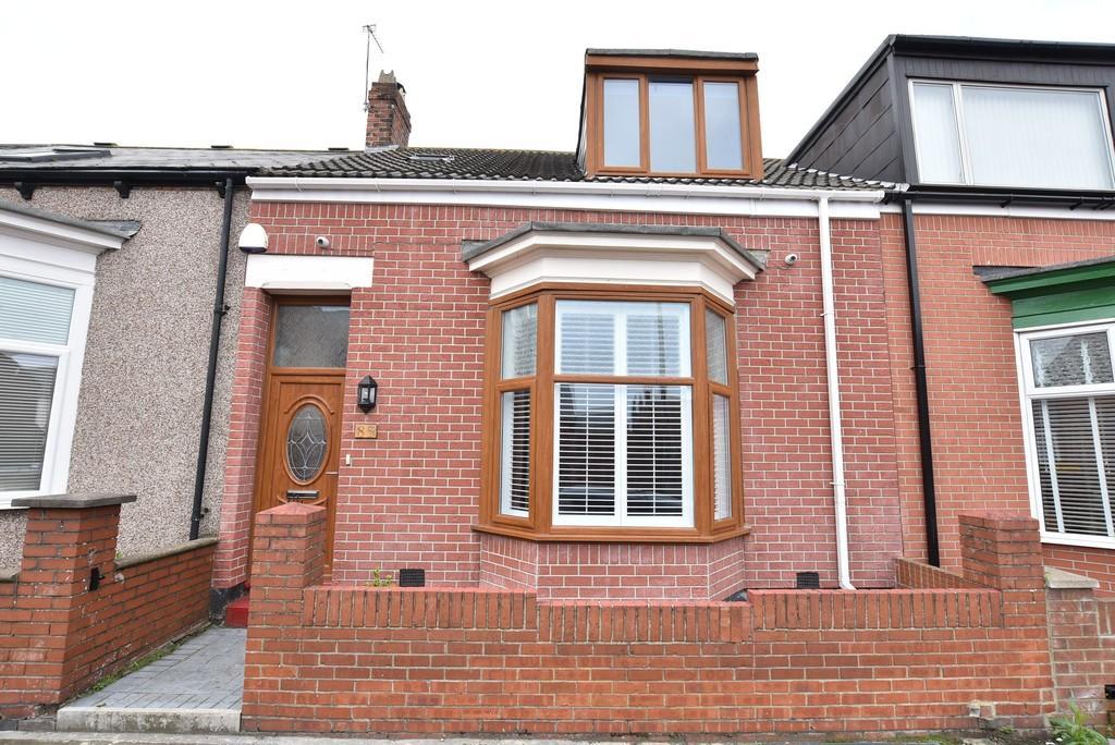 3 Bedrooms Terraced House for sale in Forster Street, Roker