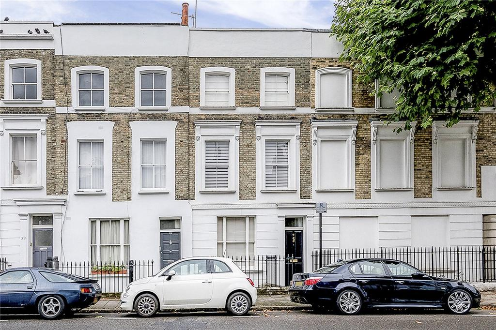 2 Bedrooms Flat for sale in Florence Street, London, N1