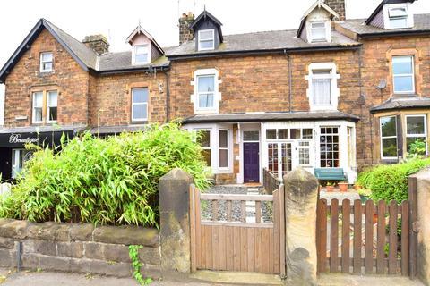 3 bedroom terraced house to rent - Eastville Terrace, Harrogate, HG1 3HJ