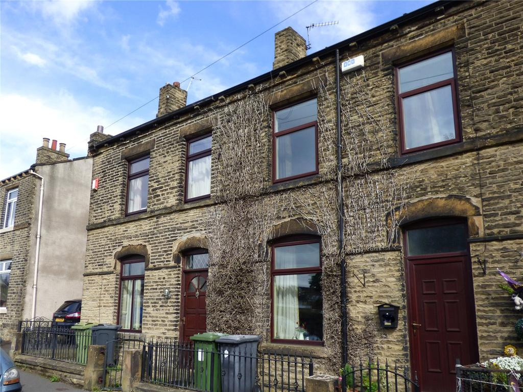 2 Bedrooms Terraced House for sale in Oxford Road, Gomersal, BD19