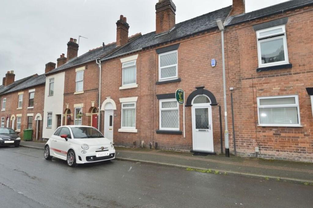 2 Bedrooms Terraced House for sale in Arch Street, Rugeley