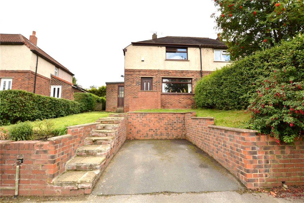 2 Bedrooms Semi Detached House for sale in Westdale Rise, Pudsey, West Yorkshire