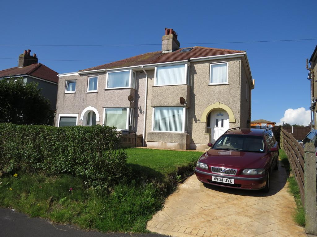 3 Bedrooms Semi Detached House for sale in Sneckyeat Road, Whitehaven, Cumbria