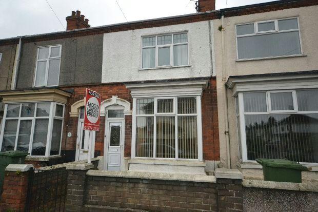 2 Bedrooms Terraced House for sale in Lestrange Street, Cleethorpes