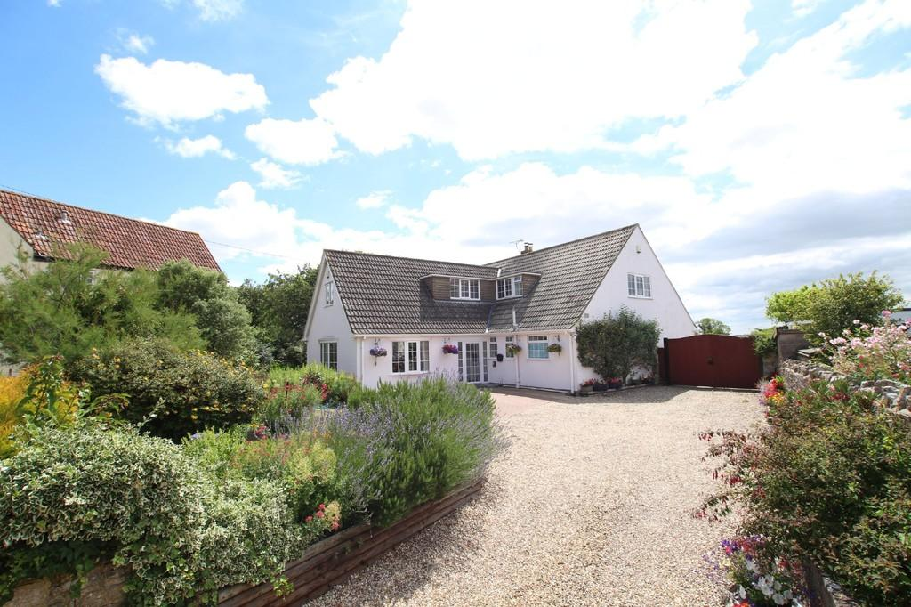 5 Bedrooms Detached House for sale in Stone Allerton, Axbridge