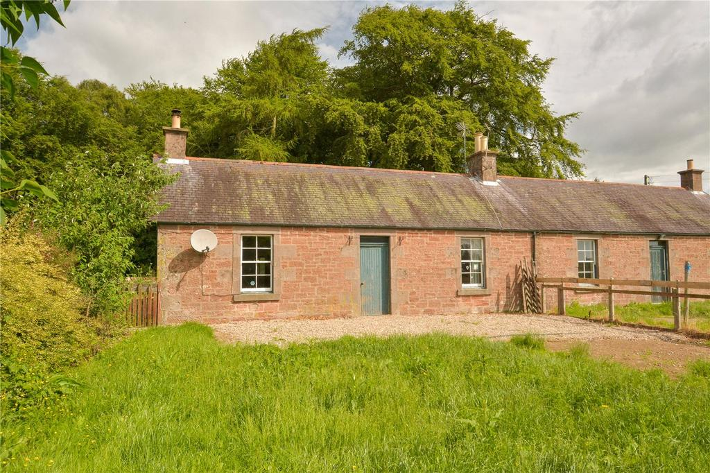 2 Bedrooms Semi Detached House for sale in 1 Woodside Cottages, Edzell, Brechin, DD9