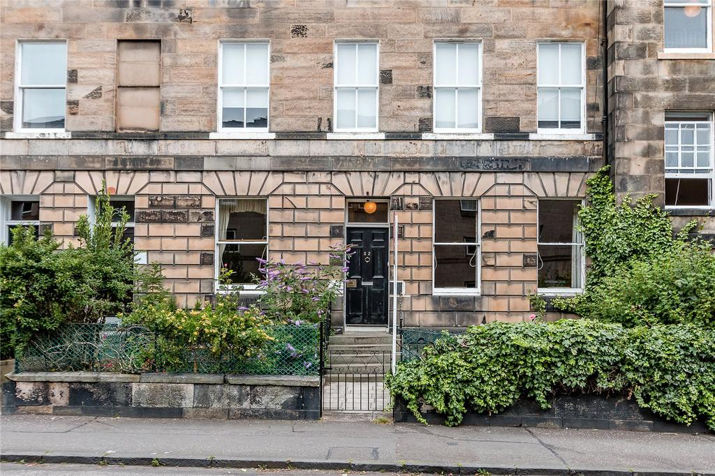 4 Bedrooms Flat for sale in Rankeillor Street, Edinburgh