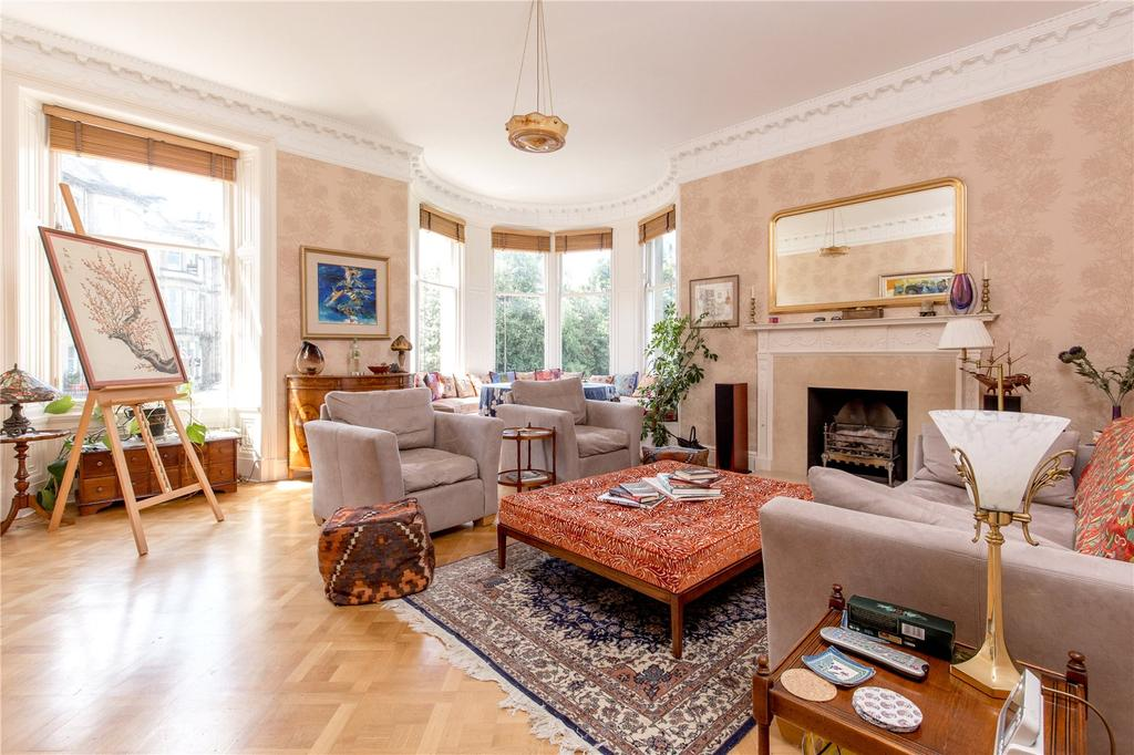 5 Bedrooms Flat for sale in Rothesay Terrace, Edinburgh