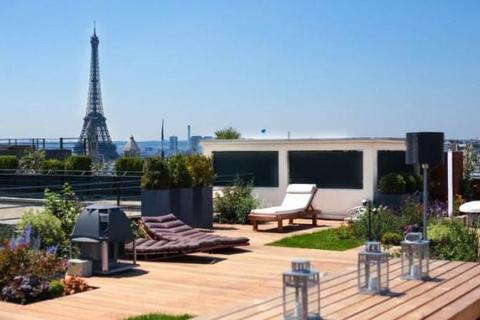 4 bedroom penthouse  - Champs Elysees, Paris
