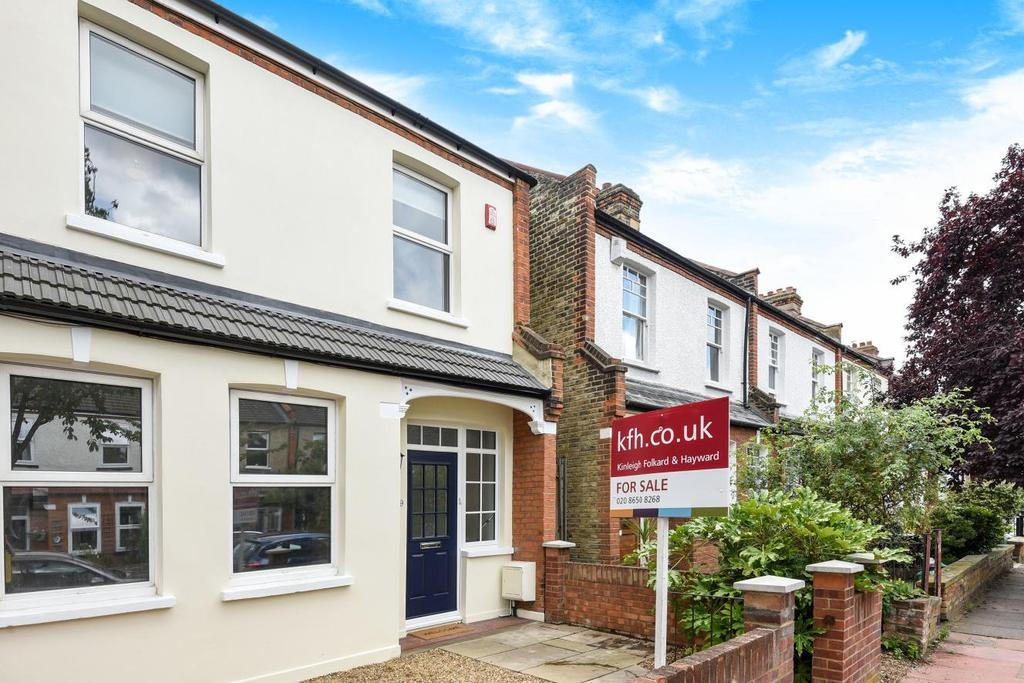 3 Bedrooms End Of Terrace House for sale in Durban Road, Beckenham