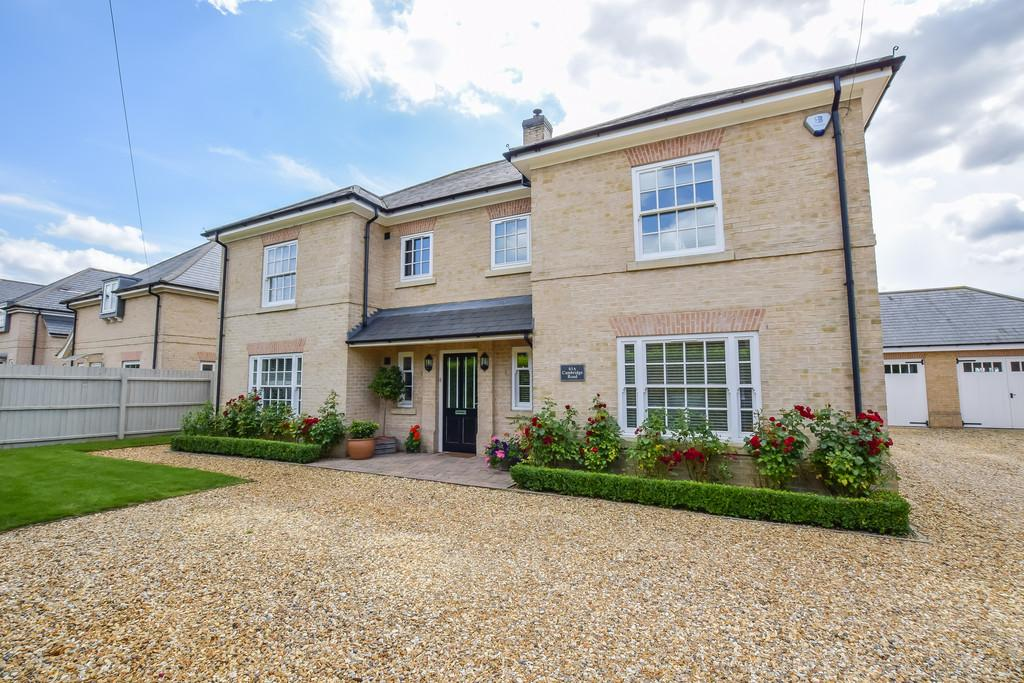 5 Bedrooms Detached House for sale in Cambridge Road, Wimpole, Cambridgeshire