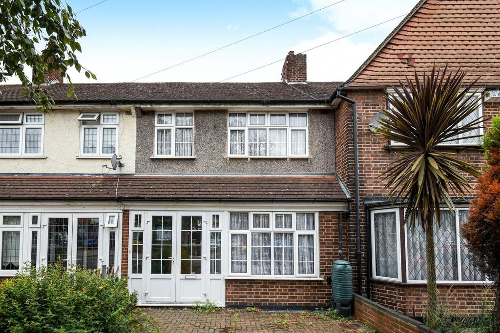 3 Bedrooms Terraced House for sale in Arkindale Road, Catford