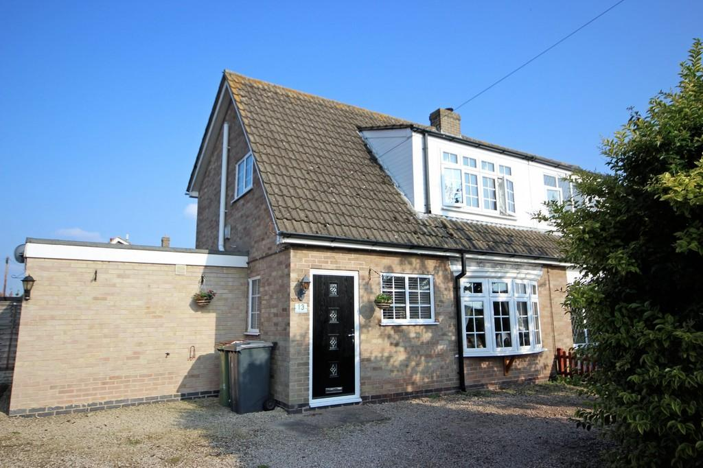 3 Bedrooms Semi Detached House for sale in Wordsworth Way, Measham