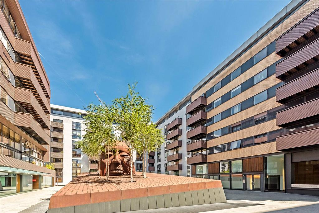 2 Bedrooms Flat for sale in Gainsborough Studios South, 1 Poole Street, London, N1
