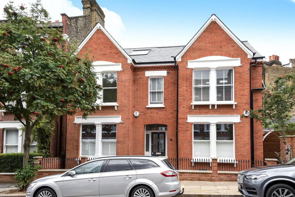 3 Bedrooms Terraced House for sale in Cressy Road, Belsize Park, NW3