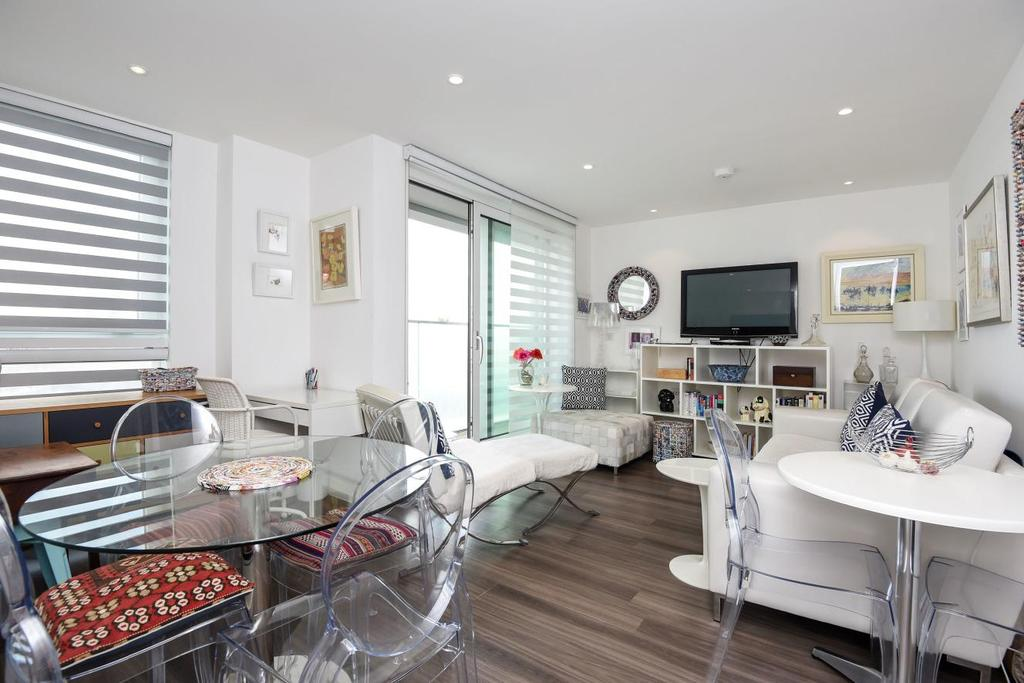 1 Bedroom Flat for sale in Aurora Apartments, Buckhold Road, Wandsworth, SW18