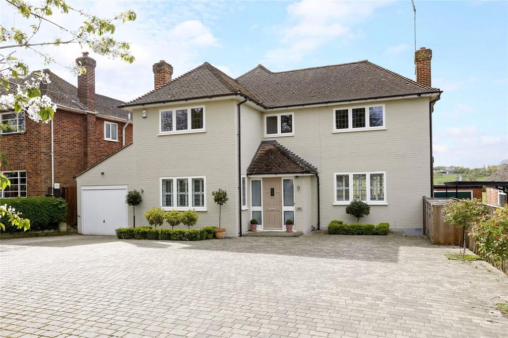 5 Bedrooms Detached House for sale in Holtspur Top Lane, Beaconsfield, Buckinghamshire, HP9