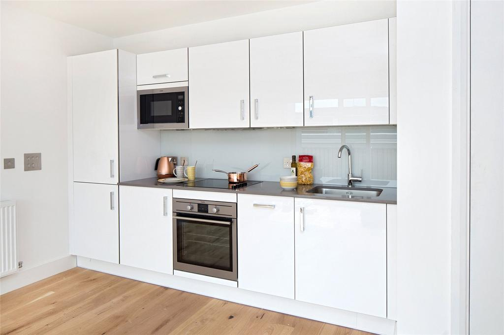 2 Bedrooms Flat for sale in Plot 34, Mill Stream House, Oxpens Road, Oxford, OX1