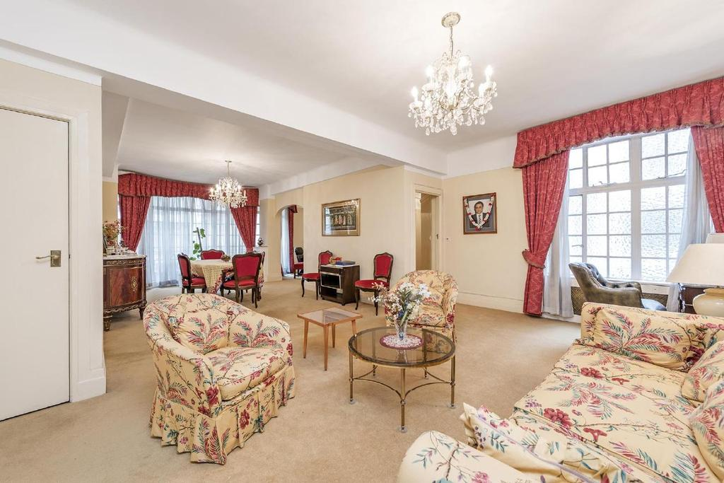 3 Bedrooms Flat for sale in Marylebone Road, Marylebone