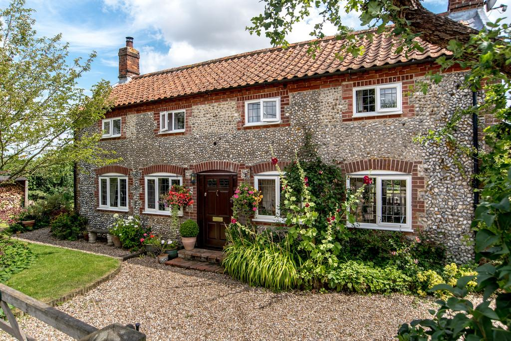 4 Bedrooms Cottage House for sale in Red Pits, Wood Dalling