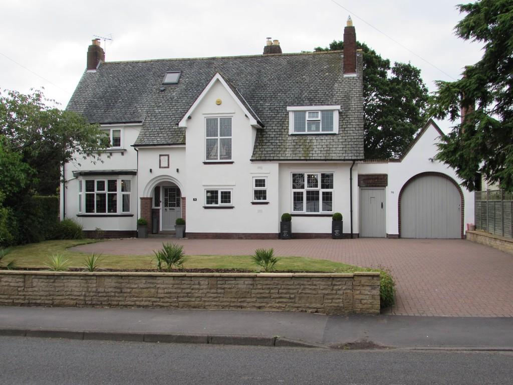5 Bedrooms Detached House for sale in Dove House Lane, Solihull