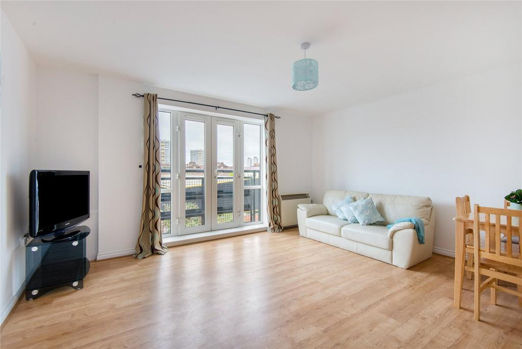 1 Bedroom Flat for sale in Locksons Close, E14
