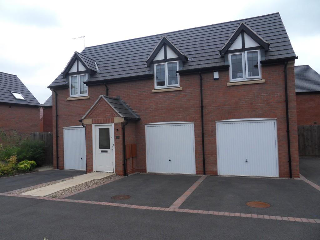 2 Bedrooms Detached House for sale in Highland Drive, Loughborough