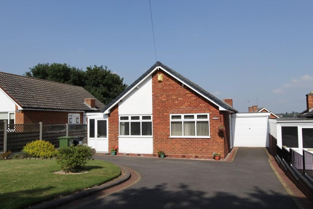 2 Bedrooms Detached Bungalow for sale in Wigford Road, Dosthill