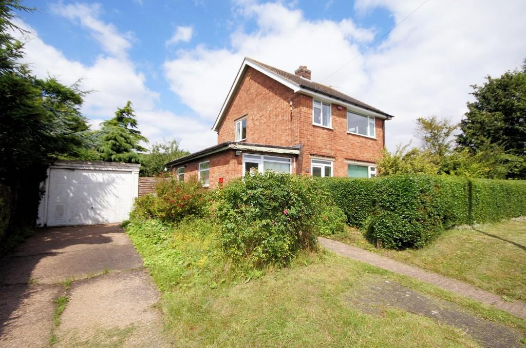 3 Bedrooms Detached House for sale in Ingham Road, Stow, Lincoln